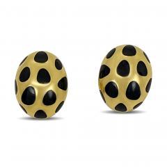 Tiffany Co Tiffany Co Leopard Pattern Earrings - 2069876