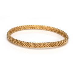 Tiffany Co Tiffany Co Somerset Bangle in 18KT Yellow Gold - 1708589