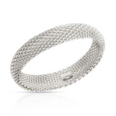 Tiffany Co Tiffany Co Somerset Mesh Sterling Silver Bracelet - 1708480
