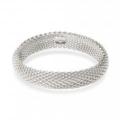 Tiffany Co Tiffany Co Somerset Mesh Sterling Silver Bracelet - 1709442