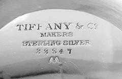 Tiffany Co Tiffany Co Sterling Silver Centerpiece New York C 1952 - 2079448