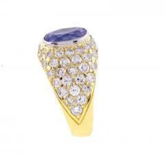 Tiffany Co Tiffany Co Tanzanite and Diamond Ring - 458329