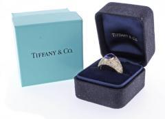 Tiffany Co Tiffany Co Tanzanite and Diamond Ring - 458330