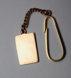 Tiffany Co Tiffany King of Hearts Key Chain - 502415