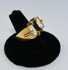 Tiffany Co Tiffany Modernist Ring - 438583