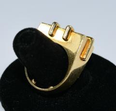 Tiffany Co Tiffany Modernist Ring - 438585