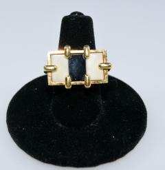 Tiffany Co Tiffany Modernist Ring - 438586