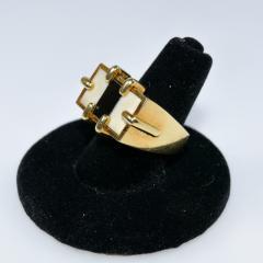 Tiffany Co Tiffany Modernist Ring - 438587
