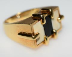 Tiffany Co Tiffany Modernist Ring - 438588