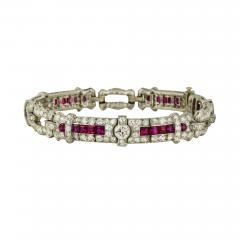 Tiffany and Co Tiffany Co Art Deco Bracelet - 1176926