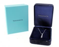 Tiffany and Co Tiffany Co Graduated Drop Pendant - 1095082
