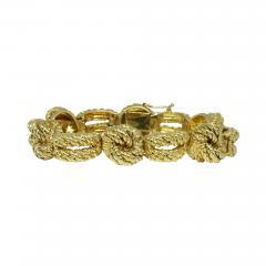 Tiffany and Co Tiffany Co Knot Bracelet - 642789