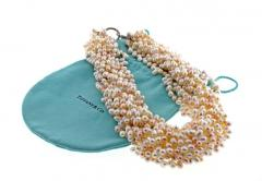 Tiffany and Co Tiffany Co Paloma Picasso Multi Strand Pearl Torsade Necklace - 1028891