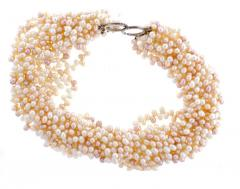Tiffany and Co Tiffany Co Paloma Picasso Multi Strand Pearl Torsade Necklace - 1028892