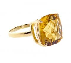 8178a0126 Tiffany and Co Tiffany Co Sparklers Citrine Ring - 1008694