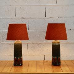 Tilgman Pair of sweden lamps - 1620106