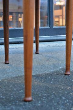 Tingstroms Stunning Pair of Solid Teak Micado Side Tables by Tingstroms - 2133714