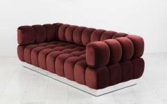 Todd Merrill Custom Originals Jumbo Tufted Sofa - 685643