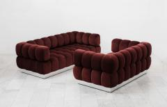 Todd Merrill Custom Originals Jumbo Tufted Sofa - 685644