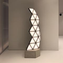 Tokio Furniture Lighting Contemporary Modular Floor Lamp Tri Light TRI33F by Tokio  - 1890765
