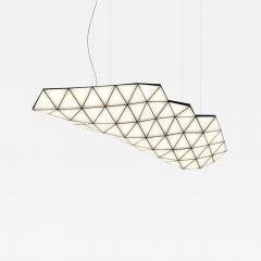 Tokio Furniture Lighting Contemporary Modular Pendant Light Tri Light TRI82 - 1892269