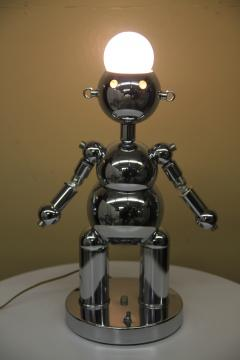 Torino Lamp Co Robot Light my the Torino Lamp Co - 1368030