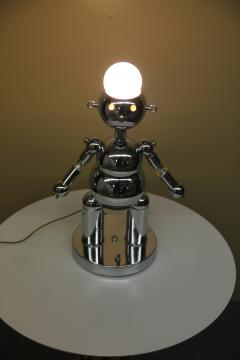 Torino Lamp Co Robot Light my the Torino Lamp Co - 1368032