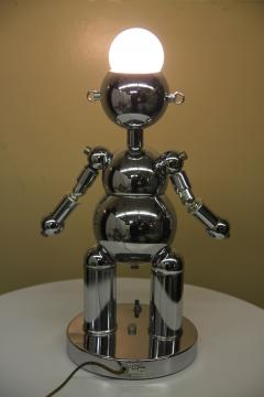 Torino Lamp Co Robot Light my the Torino Lamp Co - 1368037