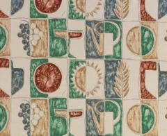 Tre 80 Gio Ponti Designed Estate Summer Fabric by Tre 80 - 773294