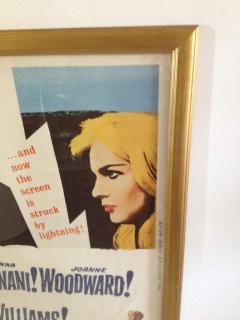 United Artists Original The Fugitive Kind Movie Poster - 95075