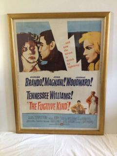 United Artists Original The Fugitive Kind Movie Poster - 95076