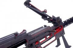 United States Navy Oversize Model 1919 Machine Gun Instructional Cutaway - 532064