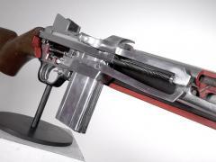 United States Navy Rare M1 Carbine Cutaway Training Model - 500276