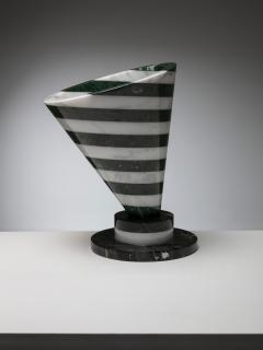 Up Up Piotr Marble Vase by Martin Bedin for Up Up - 1134798