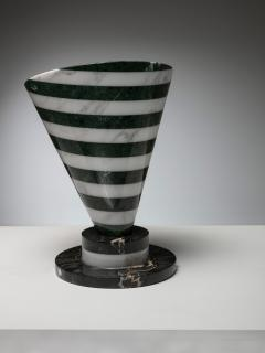 Up Up Piotr Marble Vase by Martin Bedin for Up Up - 1134799