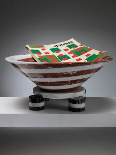 Up Up Portafrutta Marble Bowl by Martin Bedin for Up Up - 1166191