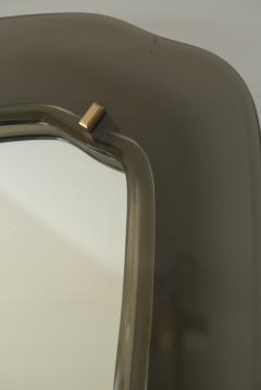 VECA Italian Mid Century Grey Mirror - 1073087
