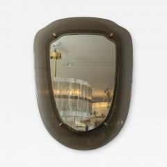 VECA Italian Mid Century Grey Mirror - 1073303