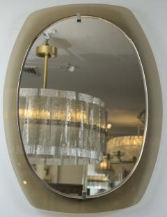 VECA Mid Century Caramel Mirror by Veca - 890118