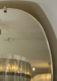 VECA Mid Century Caramel Mirror by Veca - 890122