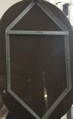 VECA Mid Century Klein Blue Mirror by Veca - 890125