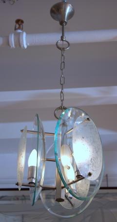VECA Three Light Pendant by VECA Italy 1960 - 477157