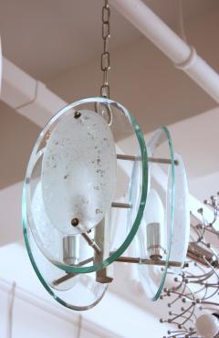 VECA Three Light Pendant by VECA Italy 1960 - 477159