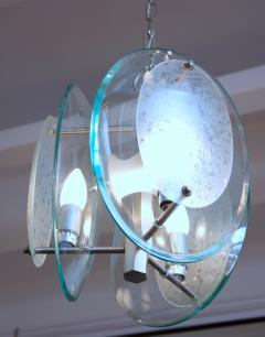 VECA Three Light Pendant by VECA Italy 1960 - 477160