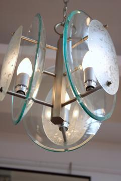 VECA Three Light Pendant by VECA Italy 1960 - 477162