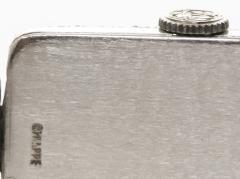Vacheron Constantin 1920s Vacheron Constantin Platinum 20 Carat Diamond Cuff Bracelet Watch - 867717