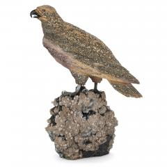 Vacheron Constantin Swiss hardstone model of a falcon by Vacheron Constantin - 1937764
