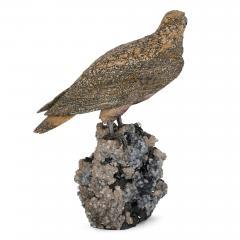 Vacheron Constantin Swiss hardstone model of a falcon by Vacheron Constantin - 1937765