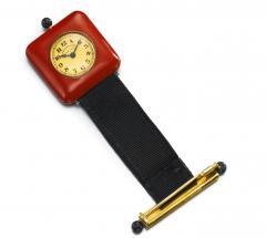Vacheron Constantin Vacheron Constantin Art Deco Chinois Onyx 18kt Platinum Pendant watch - 469055