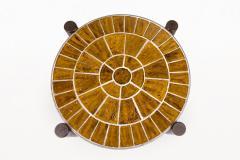 Vallarius Vallauris Ceramic Coffee Table circa 1960 France - 892922